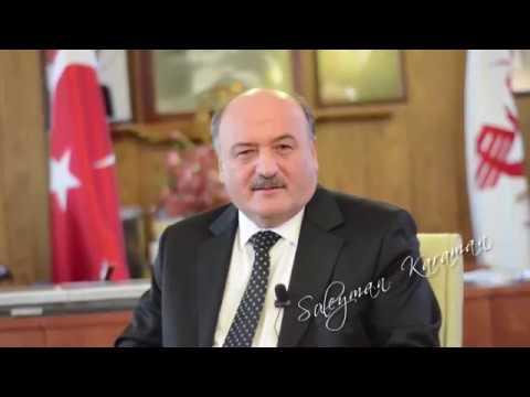 Süleyman Karaman - AK Parti Erzincan Milletvekili Adayı