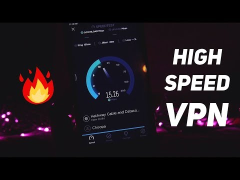 Best Free Unlimited High-Speed VPN For Android IOS 2019
