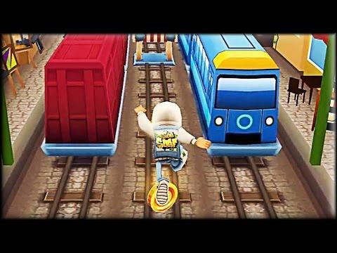 Игра Сабвей Серферы Мировой тур Мумбай онлайн Subway
