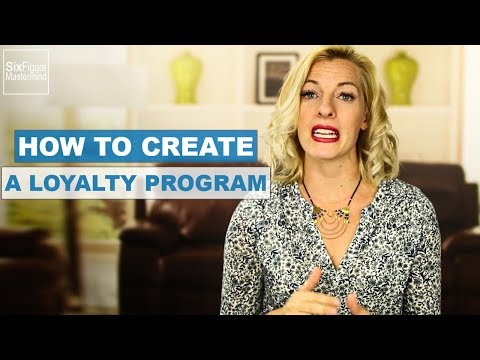 Types of customer loyalty programs