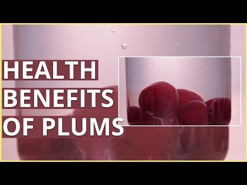 5 BEST HEALTH BENEFITS OF PLUMS