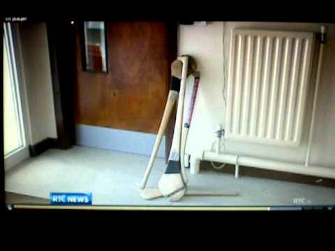 Colm Breathnach on RTE NEWS 13-12-2011