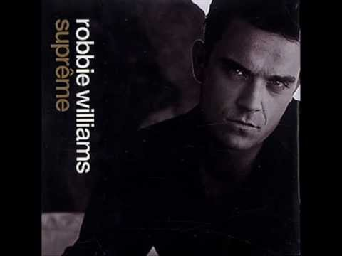 Robbie Williams - Supreme (French refrain)