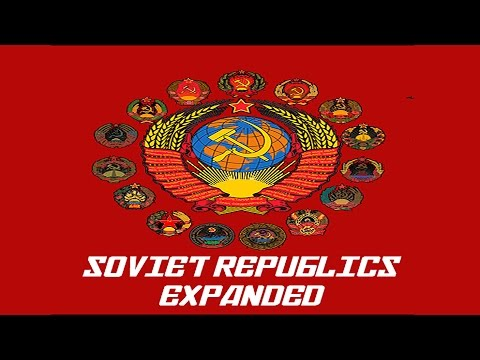Soviet Republics Expanded | Hearts of Iron IV Mod Spotlight