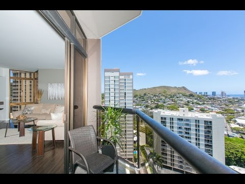 Luxury Honolulu Hawaii Penthouse For Sale [Absolute Real Estate Auction]