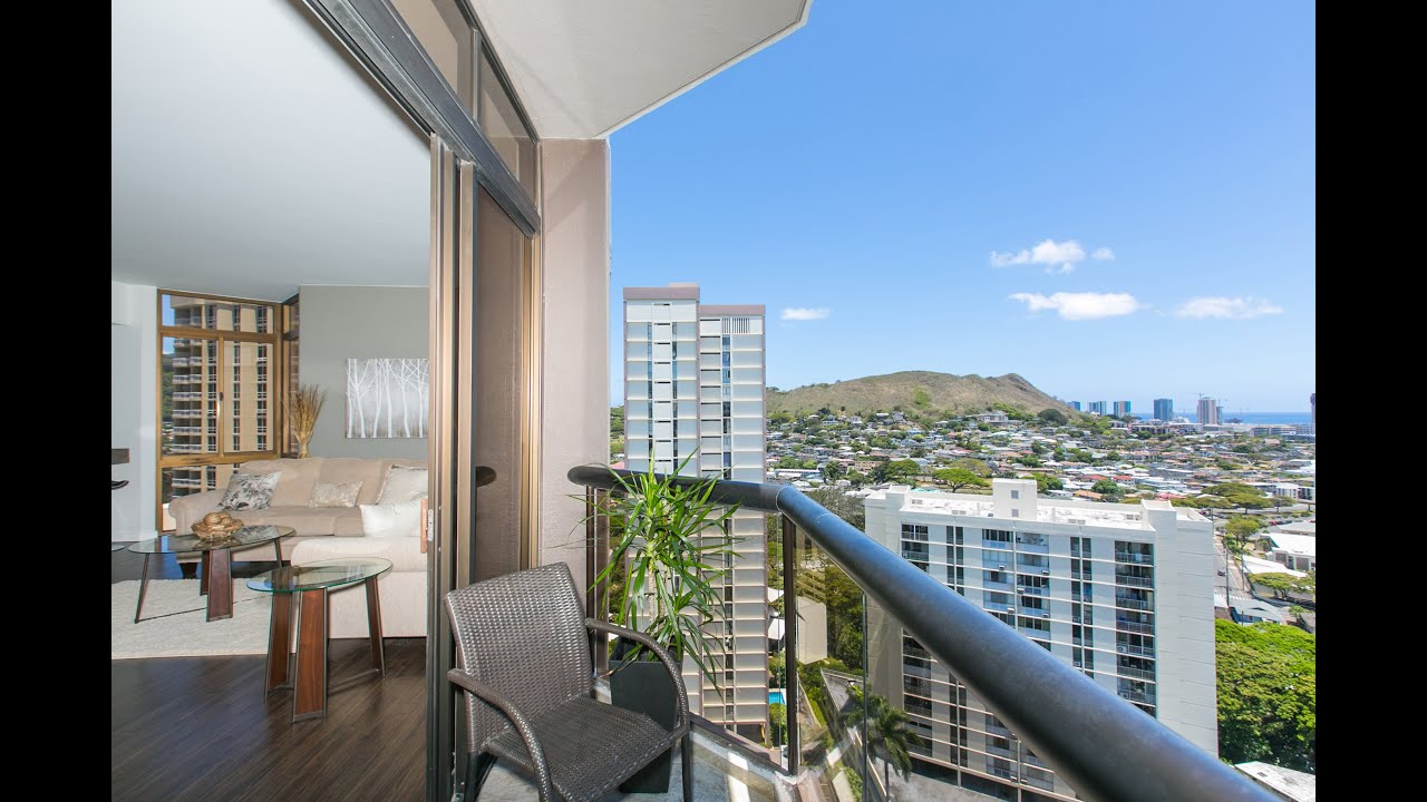 luxury honolulu hawaii penthouse for sale  absolute real estate auction