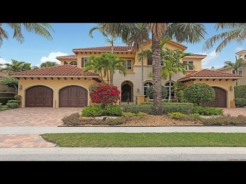 789 Harbour Isles Court Palm Beach Gardens Florida 33410 Youtube