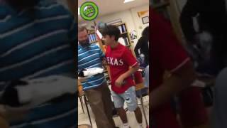 Sweet Student Gives Teacher The Air Jordan Sneakers He Always Wanted