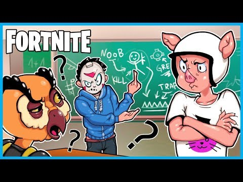 *TRYING* to TEACH VANOSS How to Play Fortnite: Battle Royale! (Fortnite Funny Moments)