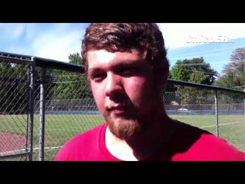 VIDEO: Matt Gomes discusses what #Chico needs to do to win @NSCIF final & what playing #PV in final