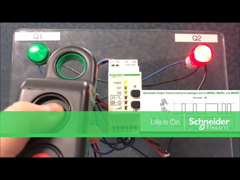 Configuring Harmony XB5R Wireless Push Button for Monostable Mode | Schneider Electric Support