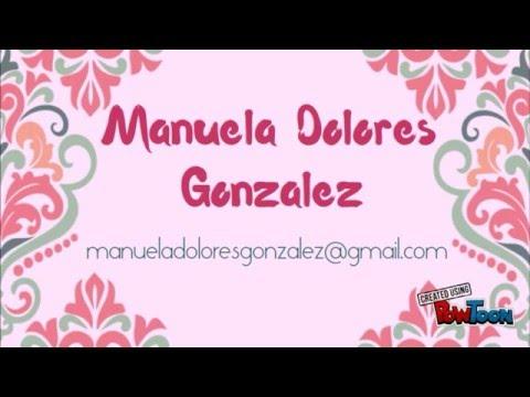 Manuela Dolores Gonzalez