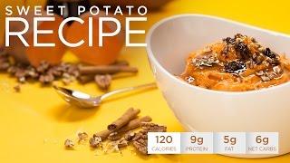 Sweet Potato Casserole - Healthy Holidays