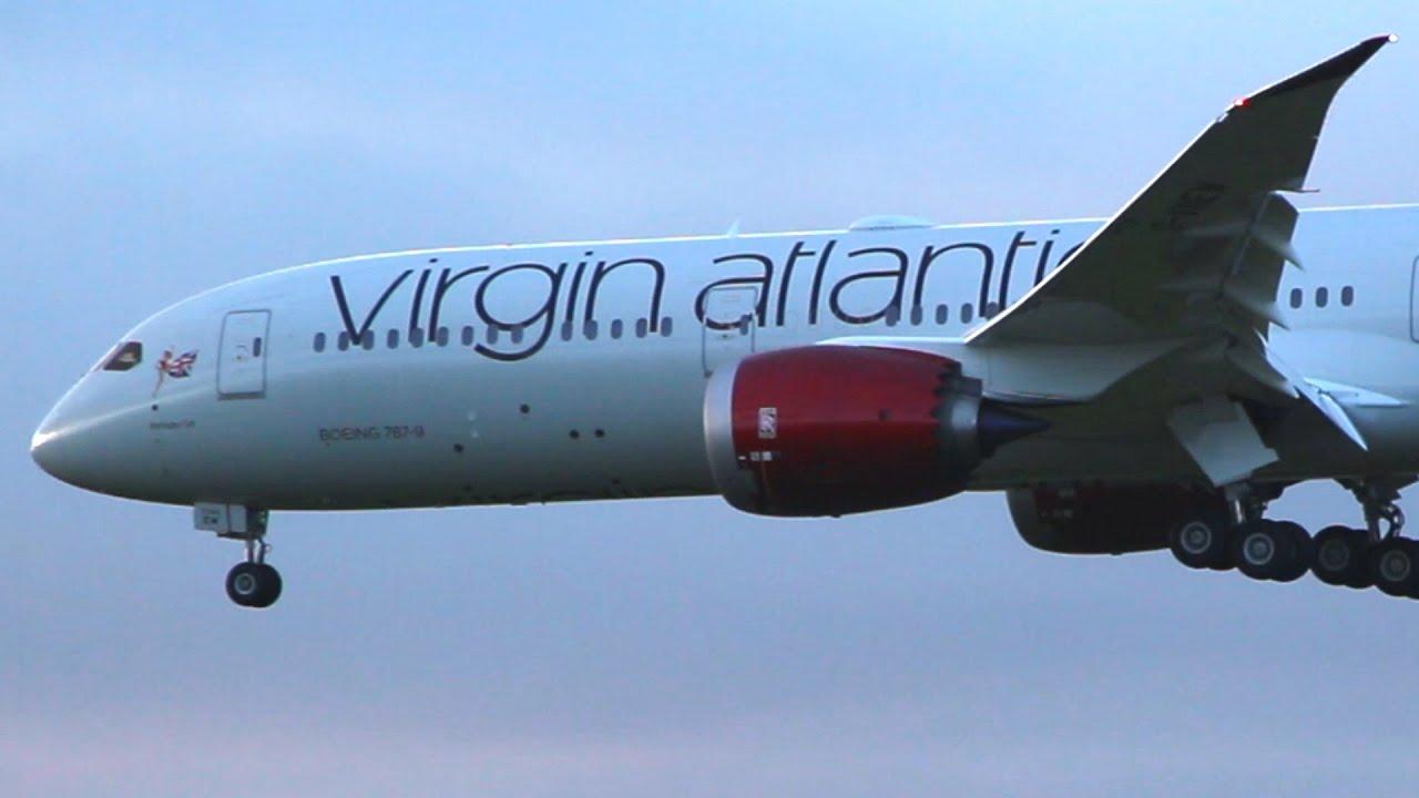 Live Virgin Atlantic Flight Status Flightaware