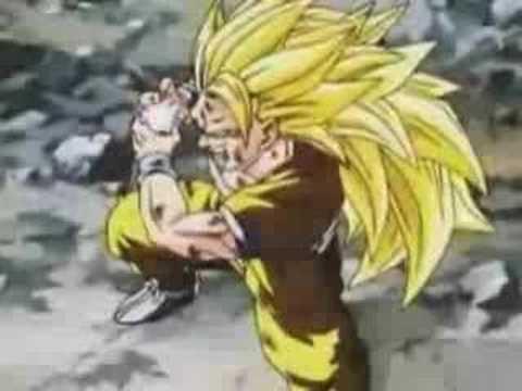 Goku vs Kid Buu - Best Anime Fight