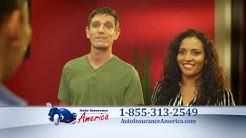 Auto Insurance America TV Commercial 2013