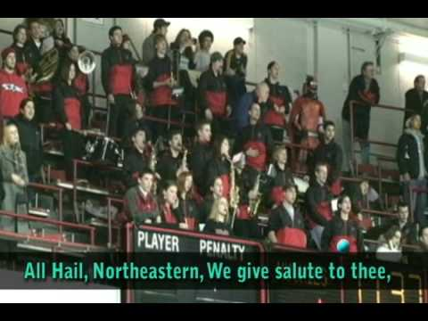 Northeastern Husky Fight Song