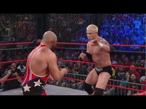 Lockdown 2010: Kurt Angle vs. Mr. Anderson