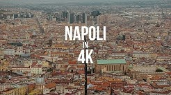 The Beauty of Napoli in 4k