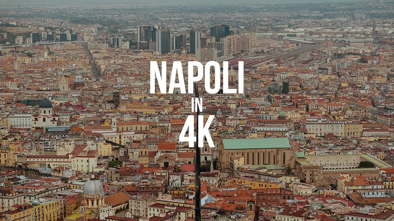 Download The Beauty of Napoli in 4k