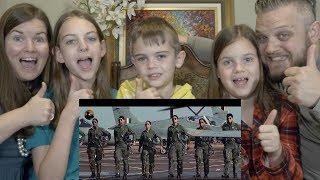 Indian Air Force Trailer | Reaction