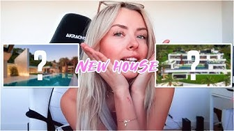 MY NEW HOUSE!! TOUR + VLOG SQUAD REACTION