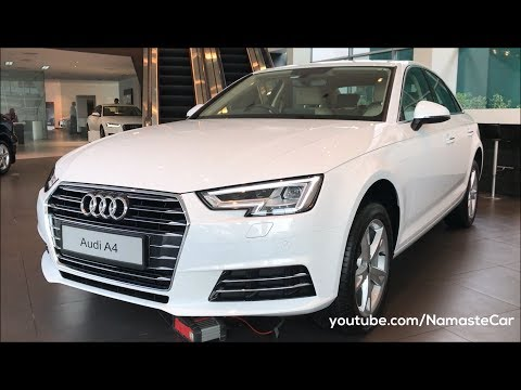 Audi A4 30 TFSI & 35 TDI (B9/8W) | 2017 Real-life review