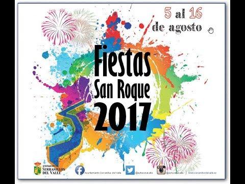 Fiestas Serranillos del Valle 2017