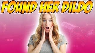 Found Mom's Dildo...