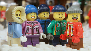 LEGO® The Bunch Lends a Hand