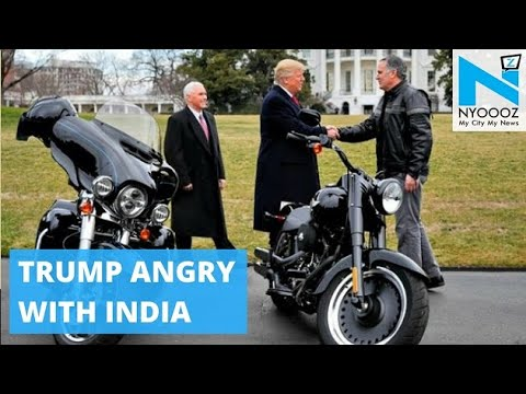 Sorry Trump, despite duty hike Harley needs India