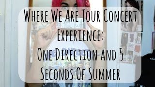 One Direction Where We Are Tour  Toronto August 1 Concert Experience | InTheLandOfStyle Thumbnail