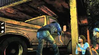 The Walking Dead Game- Zombie Killing Time (6) (Walkthrough)