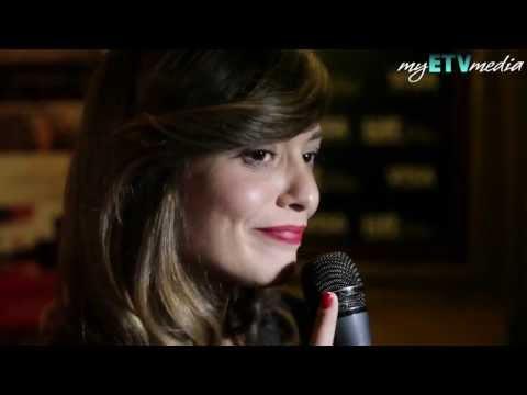 Valeria Bilello Stars in One Chance The Paul Potts Story