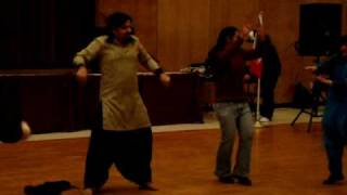 Pakistani Bhangra in USA