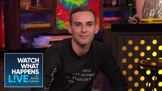 Adam Rippon On Meeting Shawn Mendes | WWHL