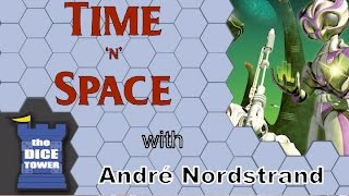 Time 'n' Space Review - with André Nordstrand