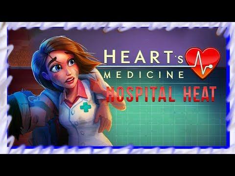 Heart's Medicine: Hospital Heat (All Cutscenes) | The Story