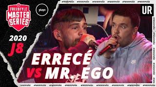 ERRECE VS MR EGO | FMS España | Jornada 8