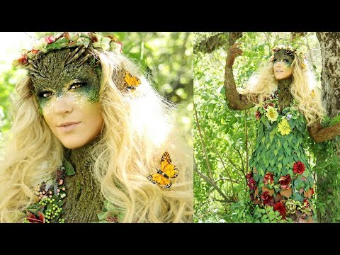 Mother Nature | NYX FACE AWARDS ENTRY 2018 | GLAMNANNE