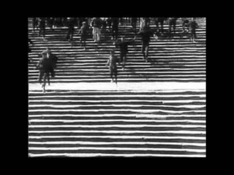 The Battleship Potemkin - Sergei Eisenstein - 1925 - Odessa Steps - Chaos