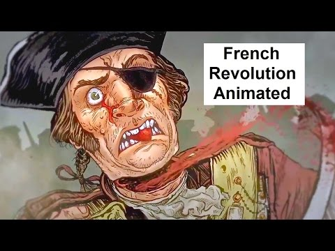 AC Unity Anime - French Revolution Animated. Assassin's Creed Unity trailer and Behind the Scenes