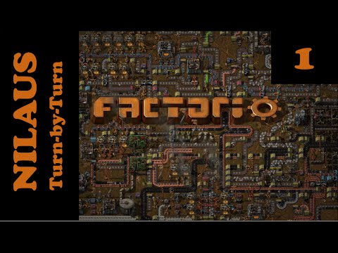 Factorio #1 - A fresh start by Nilaus