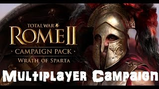 Wrath of Sparta Multiplayer Campaign Annoucement w/Lionheart!