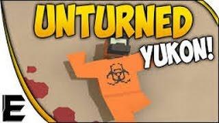 Unturned Yukon Hayvan gibi zombi Bölüm 1