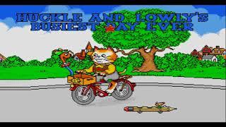 Nostalgia Trip with the Pico! (Assorted Sega Pico Games)
