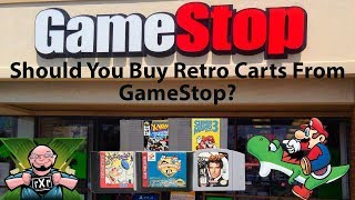 Is Gamestop A Reliable Source For Retro Nintendo, Super Nintendo, Genesis And Other Games In 2018?