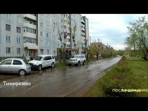 Небольшая прогулка по Минусинску