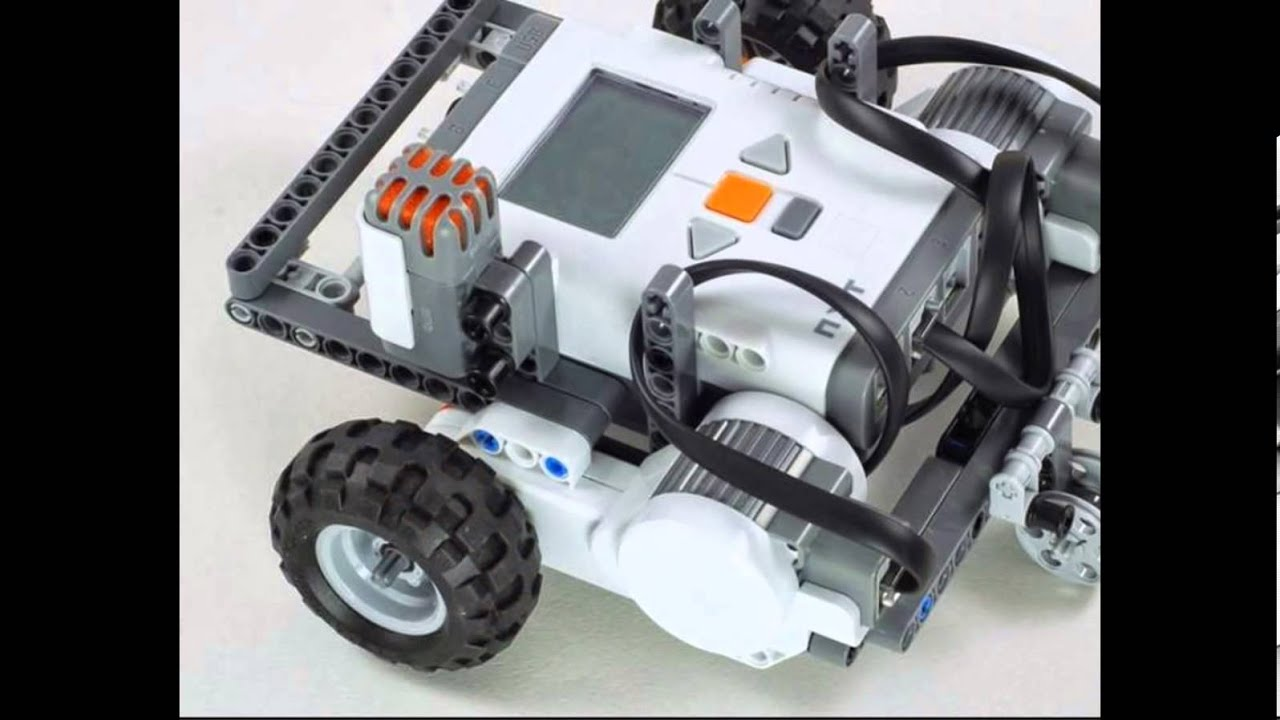 NXT LEGO MINDSTORM PROJECTS (BUILDING INSTRUCTION)