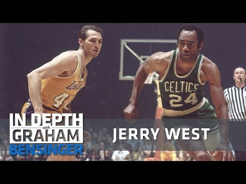 Thumbnail: Jerry West: I won't step foot in Boston